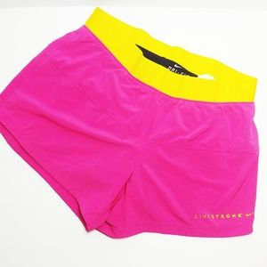 Nike LIVESTRONG Dri-Fit Athletic Running Shorts XS